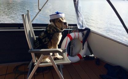 Bootsurlaub mit dem Watercamper