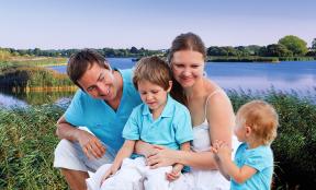 familienfreundlicher Hausbooturlaub